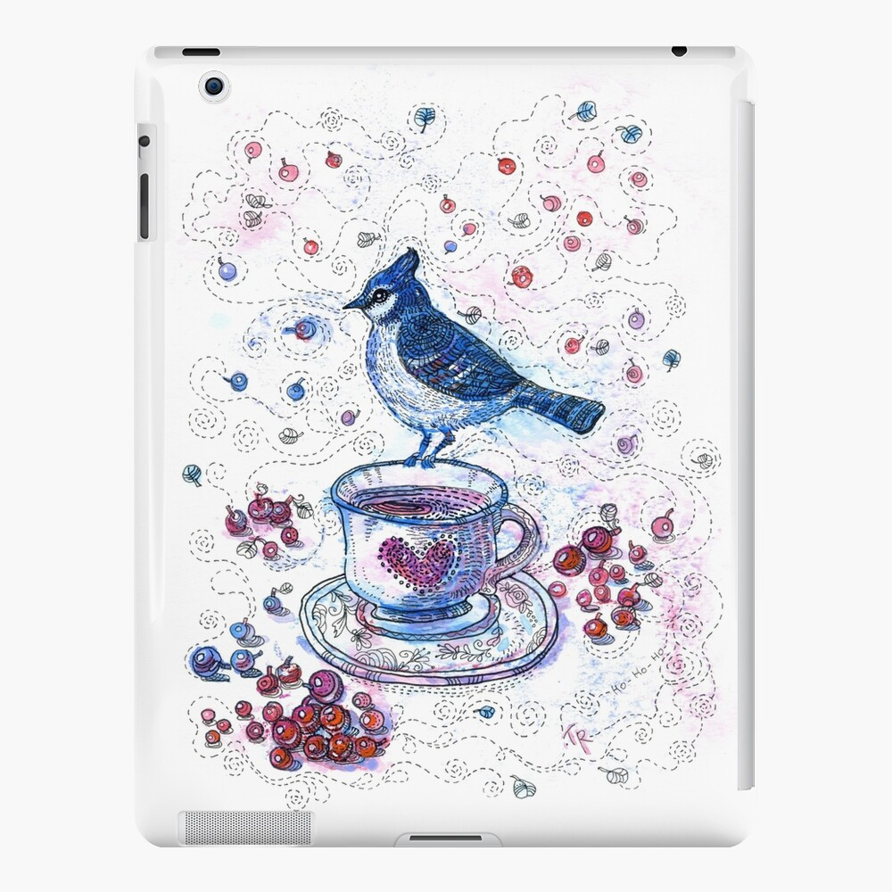 Winter Tea iPad Case & Skin