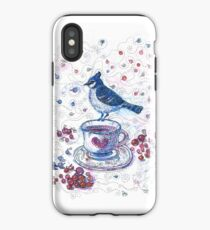 Winter Tea iPhone Case