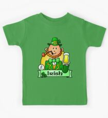 St. Patricks Day Kids Tee