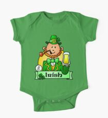 St. Patricks Day One Piece - Short Sleeve