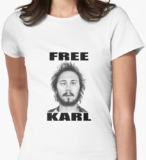 workaholics free karl show shirt T-Shirt