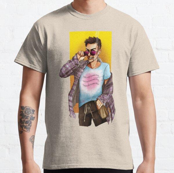 Chocolate Fucking Jesus Classic T-Shirt