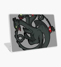 Toothless Targaryen Laptop Skin