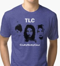 TLC CrazySexyCool Tri-blend T-Shirt