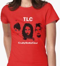 TLC CrazySexyCool Women's Fitted T-Shirt