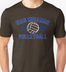 Top Gun - Nas Miramar Volleyball 1986 Unisex T-Shirt