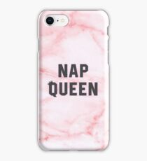 Nap Queen Marble iPhone Case/Skin