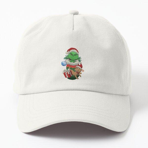 Christmas Stocking Stuffer Grump  Dad Hat
