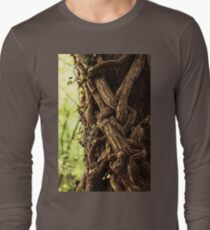 Enchanted forest. Natural photography print T-Shirt