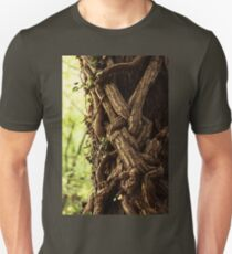 Enchanted forest. Natural photography print Unisex T-Shirt