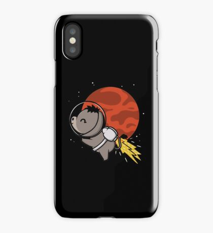 Get your ass to mars iPhone Case/Skin