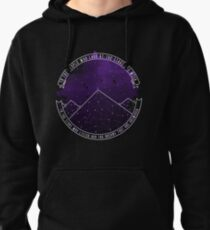 Look At The Stars And Wish | Night Court Pullover Hoodie