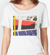 View from London Jubilee Line Women's Relaxed Fit T-Shirt