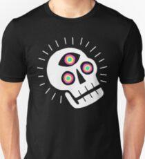 Enlightened Skull Unisex T-Shirt
