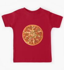 It's Always Time for Pizza Kids Clothes