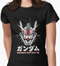 RX-78 Women's Fitted T-Shirt