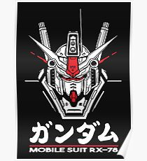 RX-78 Poster