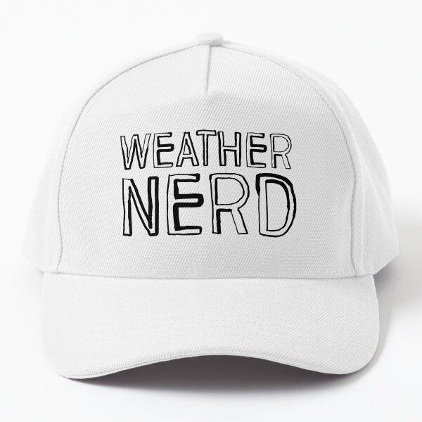 Weather Nerd Baseball Cap