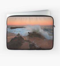 A Splash of Dawn - Koonya Beach Blairgowrie Laptop Sleeve