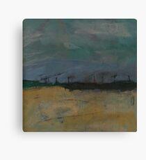 crosby beach  Canvas Print