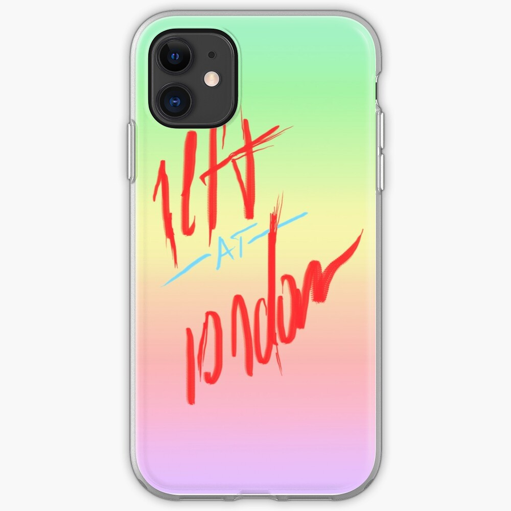 /@/ iPhone Case & Cover