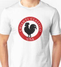 Black Rooster USA Chianti Classico  Unisex T-Shirt