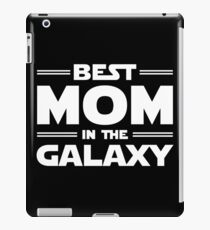 Best Mom Parody Star Wars Style iPad Case/Skin