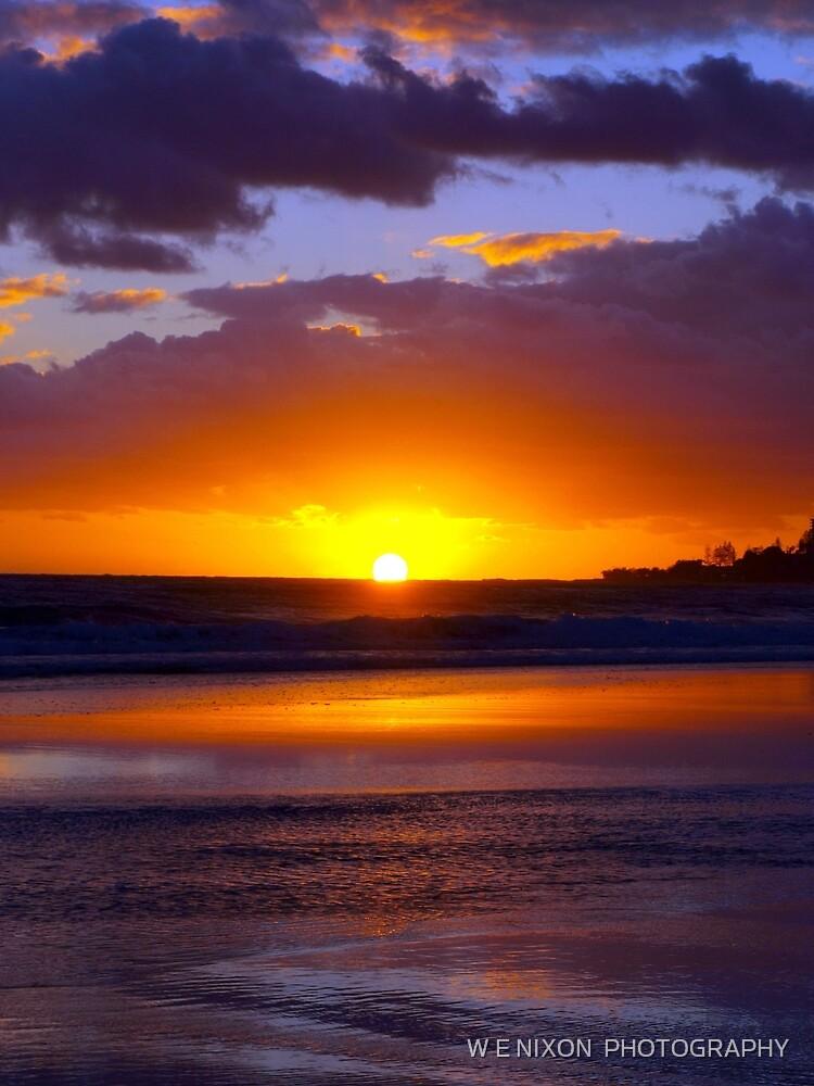 Bilinga Beach Sunrise 2 by Wayne48
