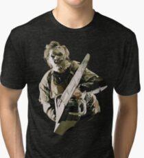 Texas Chainsaw Tri-blend T-Shirt