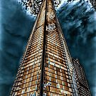 Towering Apocalypse - The Shard by ColinKemp