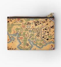 Johto Map Studio Pouch