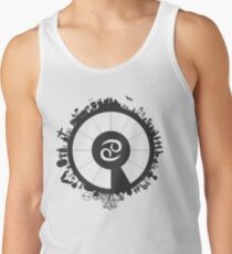Astrology Collection: Cancer - Around The Zodiac Tank Top