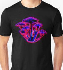 Neon Shrooms Unisex T-Shirt