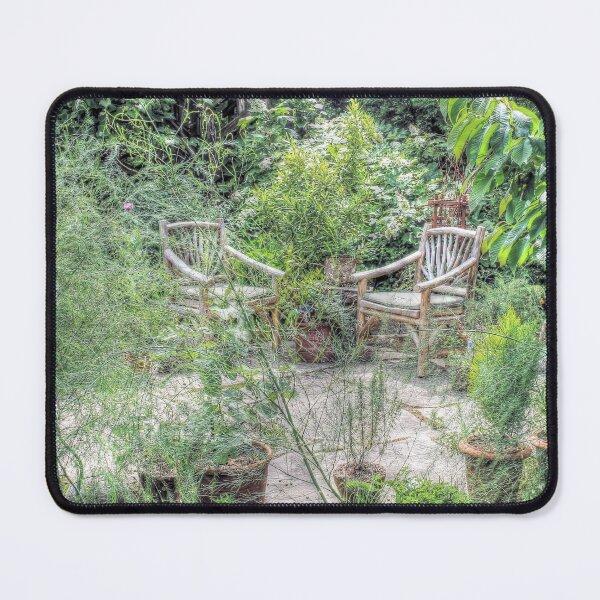 """""""My Secret Garden"""" Mouse Pad"""