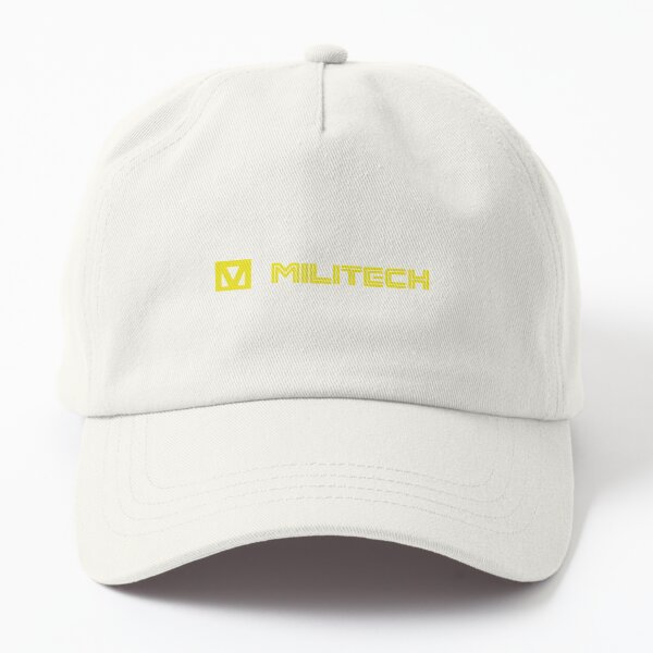 Cyberpunk Militech Dad Hat