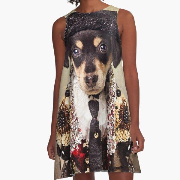 Shelter Pets Project - Josie A-Line Dress