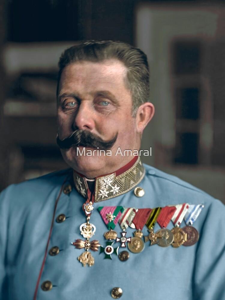 Erzherzog Franz Ferdinand von Österreich von marinamaral