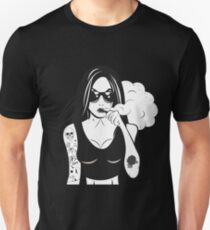 Vape Girl Unisex T-Shirt