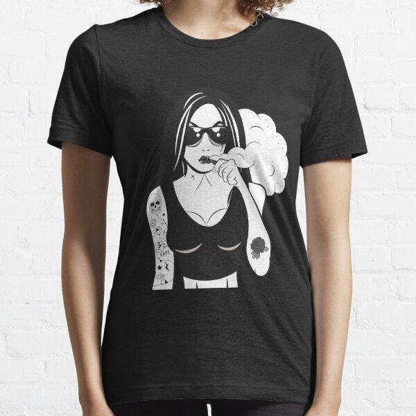 Vape Girl Essential T-Shirt