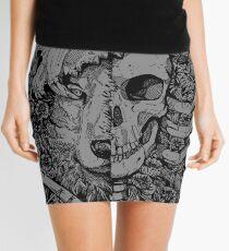 Wolf Child Mini Skirt