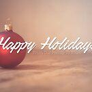 Happy Holidays by Daniel Lucas