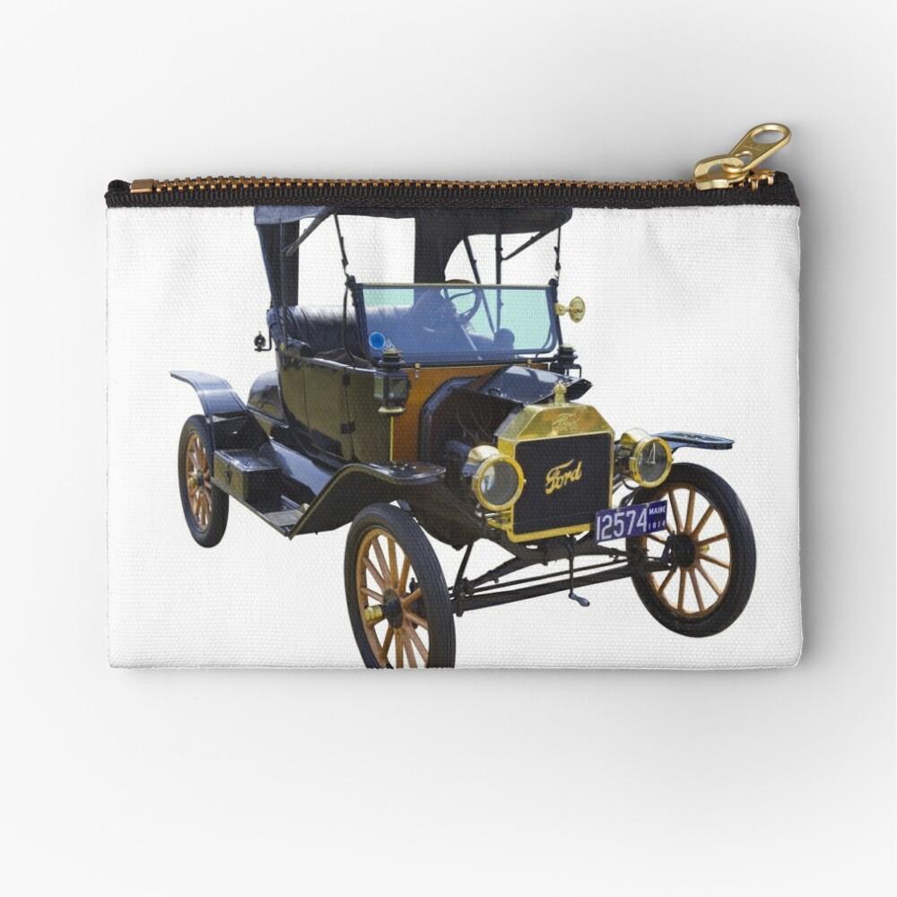 1914 Model T Ford Antique Car Täschchen