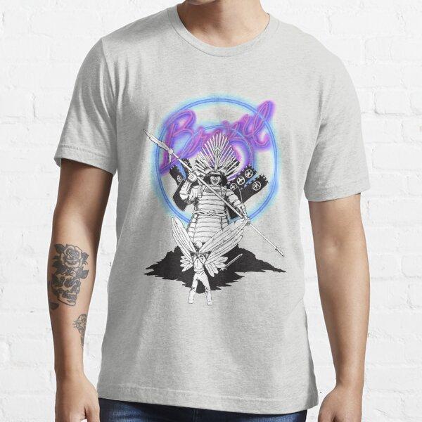 Brazil Sam vs the Techno Samurai Essential T-Shirt