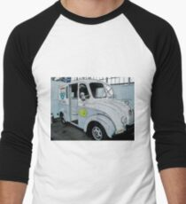 Milk Truck Baseball ¾ Sleeve T-Shirt