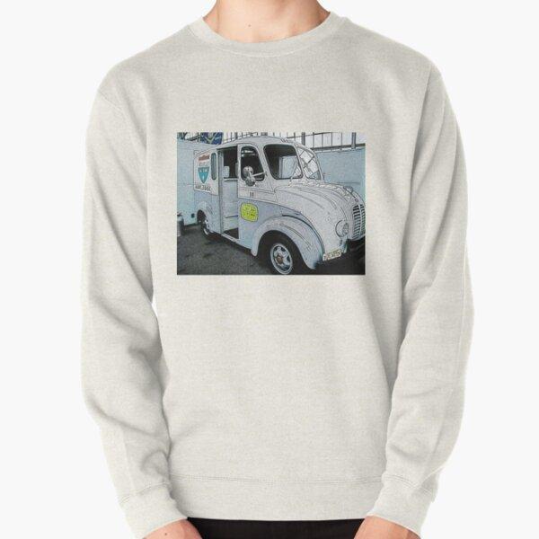 Milk Truck Pullover Sweatshirt