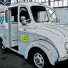 Milk Truck by Rodney Lee Williams