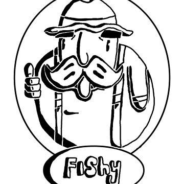 Fishy Anydays by JungleStuff