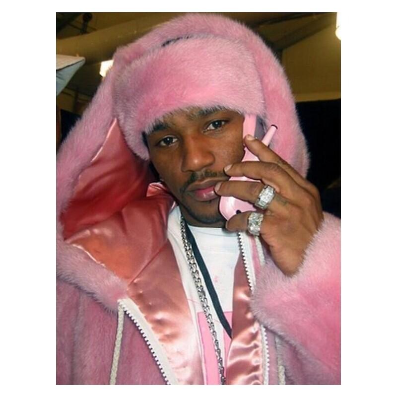 pink cam