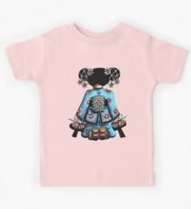 Asia Blue Doll (large design) Kids Clothes