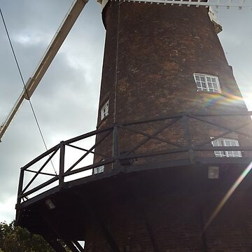Green's Mill in Nottingham by Sheepandwolf